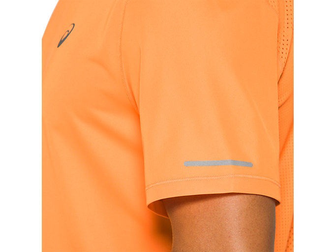 Alternative image view of VENTILATE SS TOP, ORANGE POP
