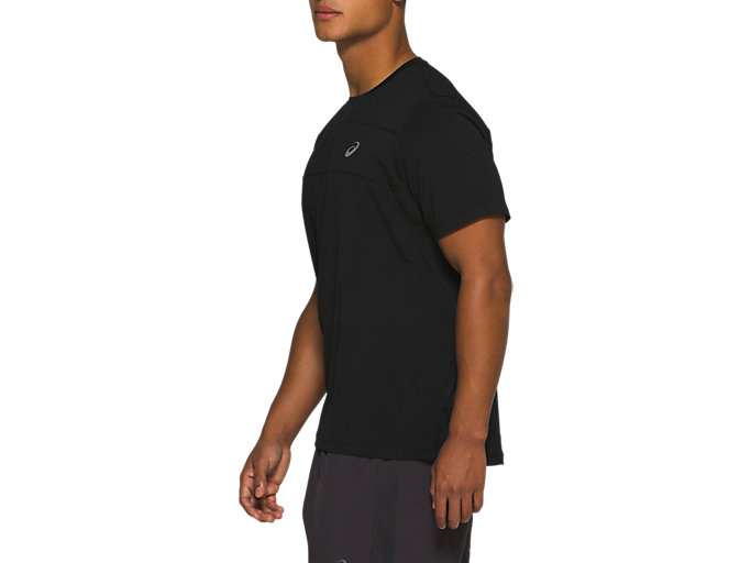 Side view of Race Short Sleeve Top