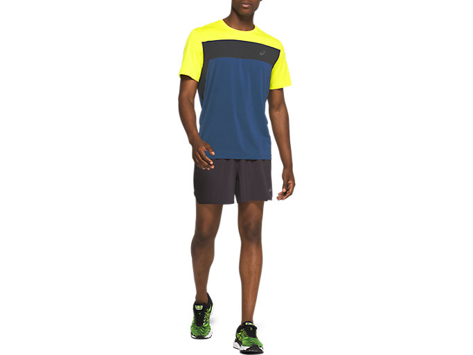 Front Top view of Race Short Sleeve Top