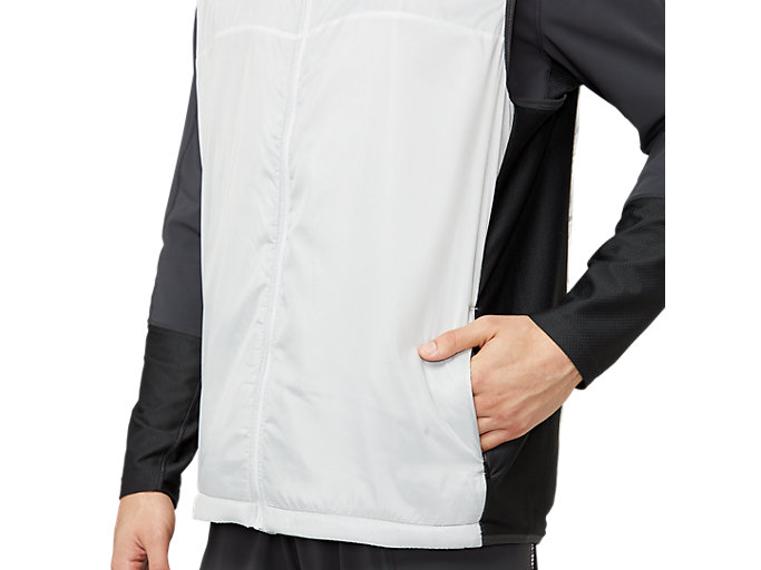 Alternative image view of RCxA M INSULATED VEST