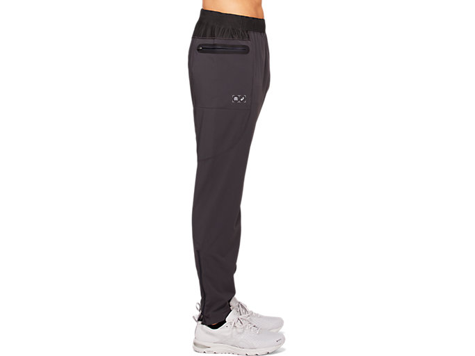 Side view of RCxA M HYBRID RUNNING PANT