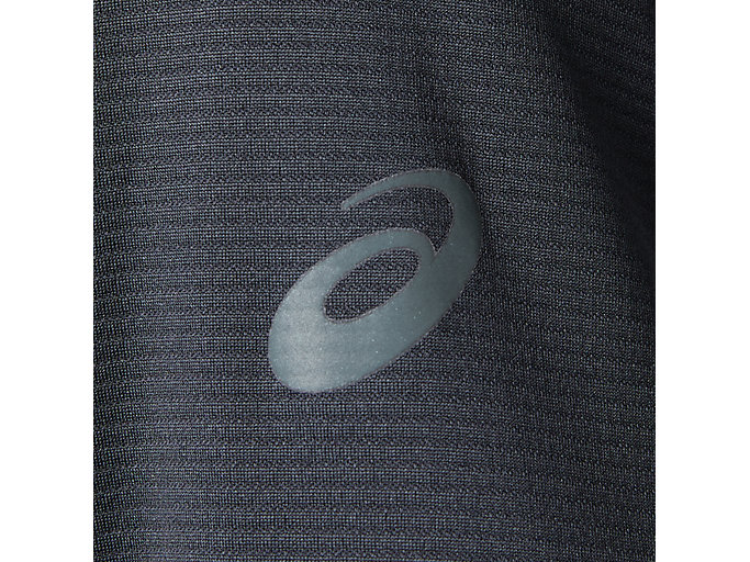 Alternative image view of クイックマジックロングスリーブトップ, パフォーマンスブラック