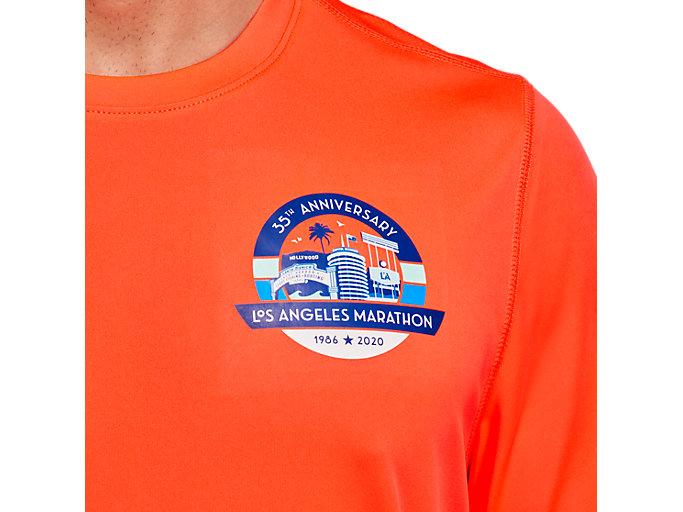Alternative image view of LA Marathon PR Short Sleeve