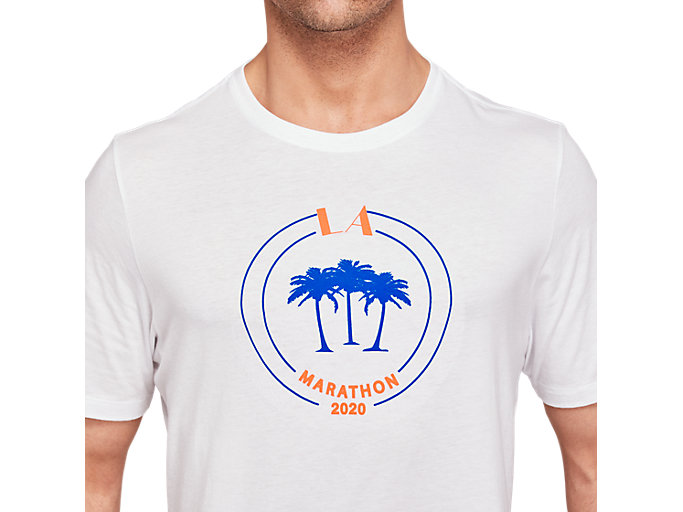 Alternative image view of LA Marathon Crew Short Sleeve