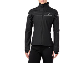 LITE-SHOW WINTER JACKET, PERFORMANCE BLACK