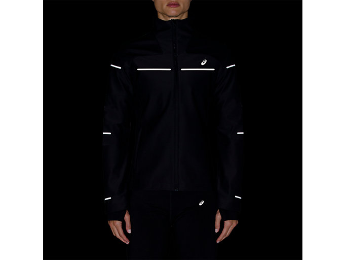 Alternative image view of LITE-SHOW WINTERJACKE, PERFORMANCE BLACK
