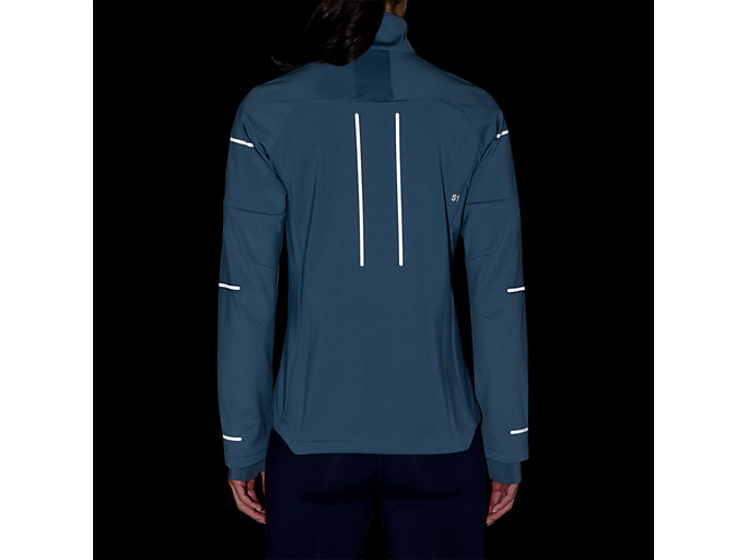 Alternative image view of LITE-SHOW WINTER JACKET, IRONCLAD