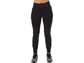 PANTALON METARUN, PERFORMANCE BLACK