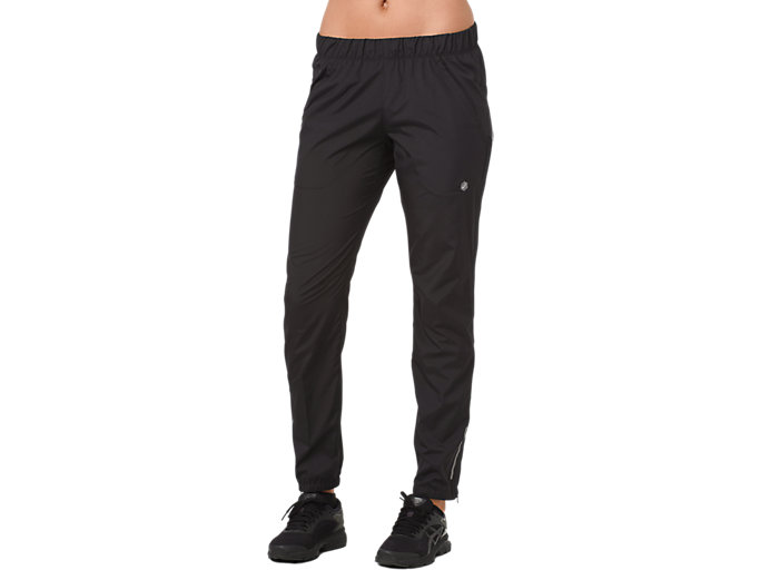 fb47e5cfc5d91 WOVEN PANT | Women | PERFORMANCE BLACK | Women's Pants | ASICS