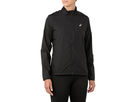 SILVER JACKET, PERFORMANCE BLACK