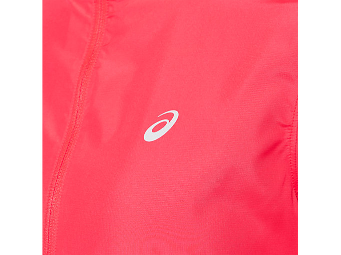 Alternative image view of SILVER JACKET, LASER PINK