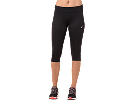 SILVER KNEE TIGHT, PERFORMANCE BLACK