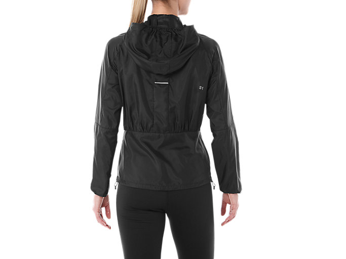 Alternative image view of KOMPRIMIERBARE JACKE, PERFORMANCE BLACK