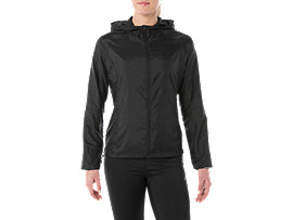 VESTE REPLIABLE, PERFORMANCE BLACK