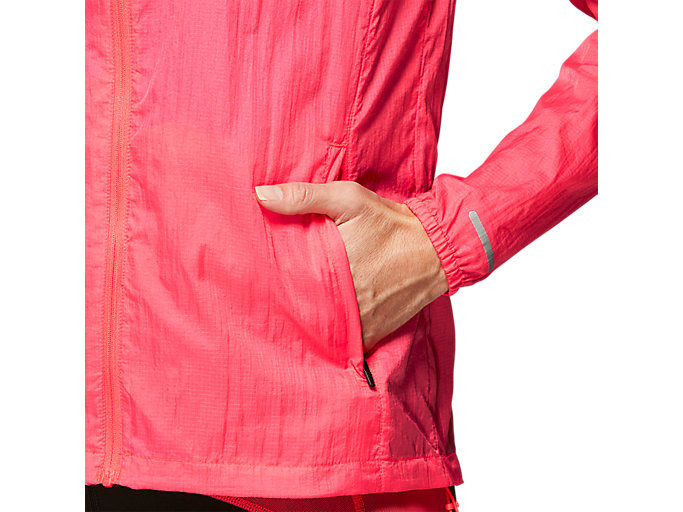 Alternative image view of VESTE REPLIABLE, LASER PINK