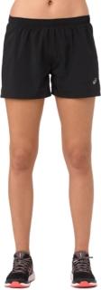 女SILVER 4吋短褲