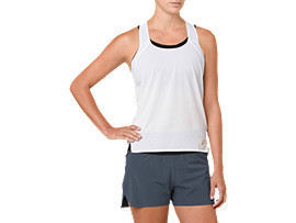 METARUN SINGLET, BRILLIANT WHITE