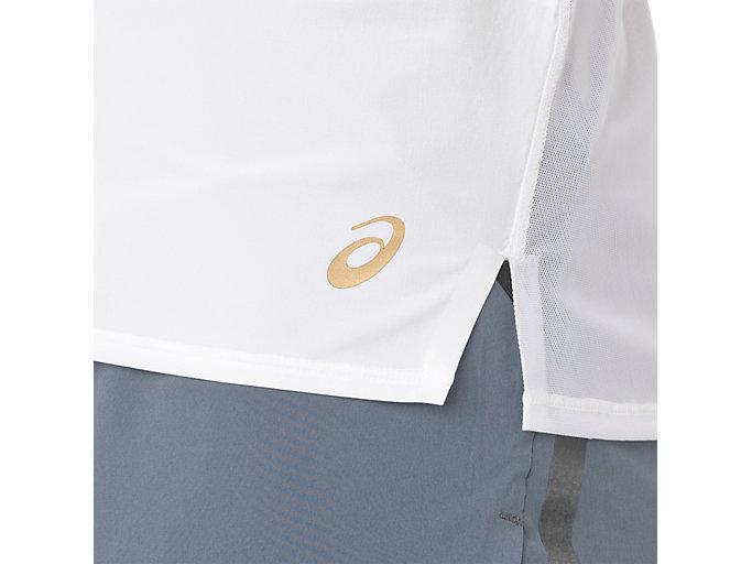 Alternative image view of METARUN SINGLET, BRILLIANT WHITE