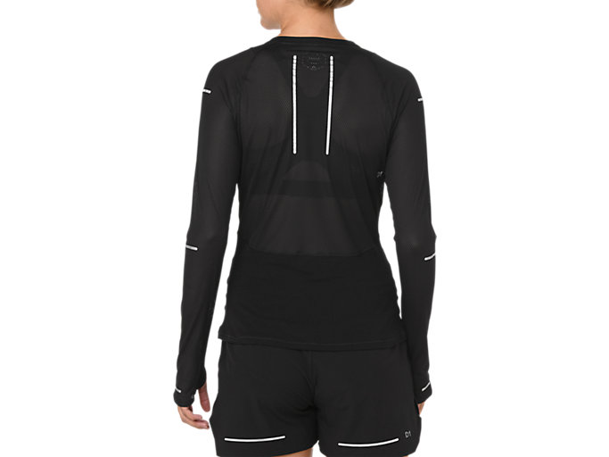 Back view of Lite-Show Long Sleeve
