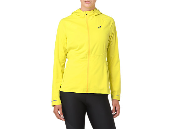 ACCELERATE JACKET, LEMON SPARK