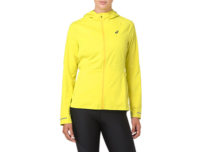 Front Top view of VESTE ACCELERATE, LEMON SPARK