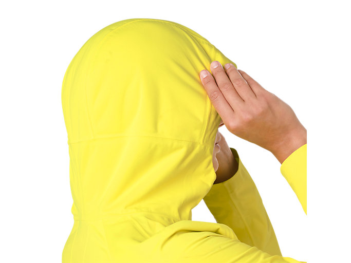 Alternative image view of ACCELERATE JACKET, LEMON SPARK