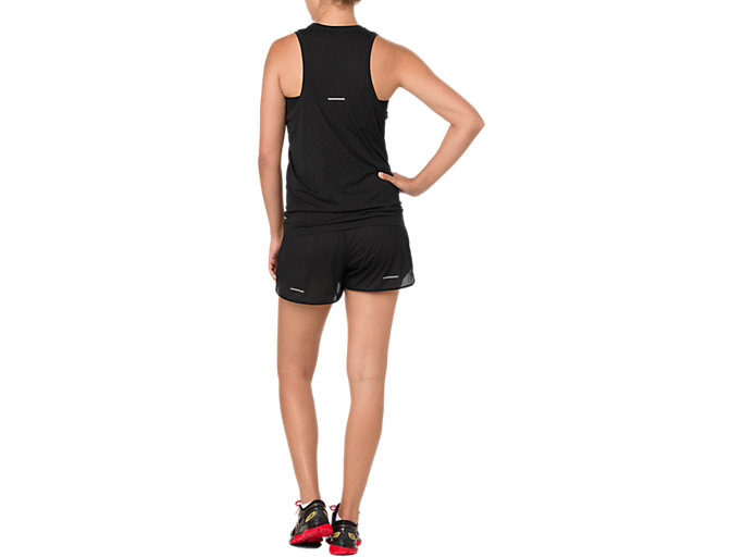 Back view of COOL 2-IN-1-SHORTS, MP PERFORMANCE BLACK