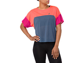 STYLE TOP, GRAND SHARK/FLASH CORAL