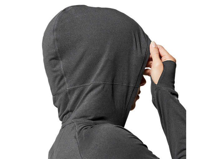 Alternative image view of THERMOPOLIS 1/2 Zip Hoodie