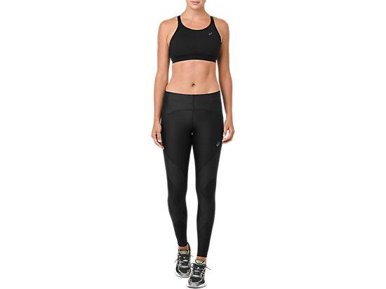 女高機能緊身長褲 PERFORMANCE BLACK