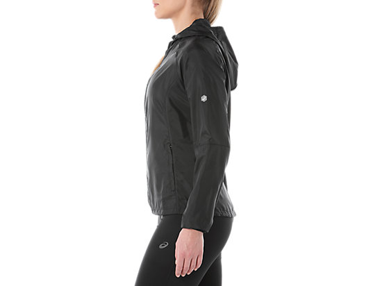PACKABLE JACKET PERFORMANCE BLACK