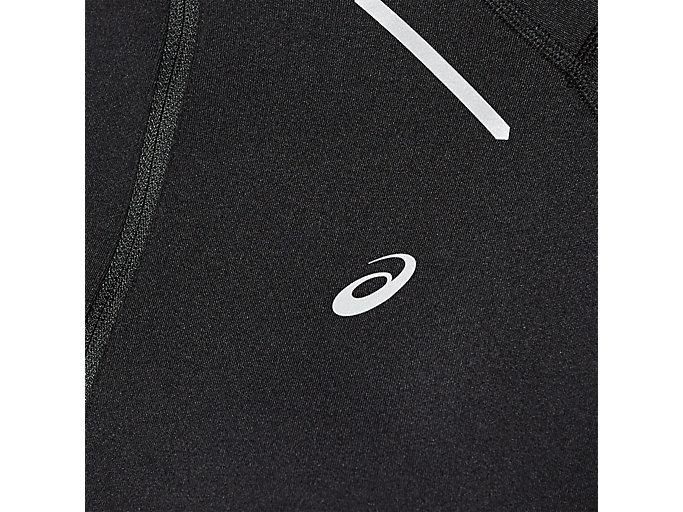Alternative image view of LITE-SHOW™ 2 WINTER LS 1/2 ZIP TOP, PERFORMANCE BLACK
