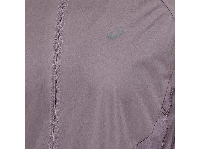 Alternative image view of WINDBLOCK 1/2 ZIP, Lavender Grey