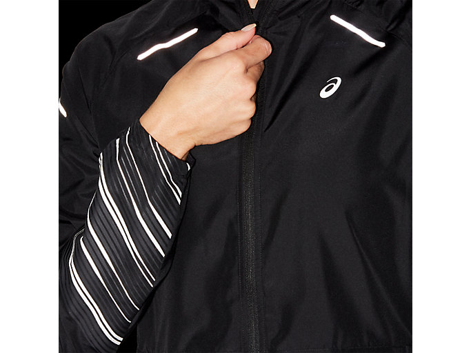Alternative image view of LITE-SHOW™ 2 JACKET, PERFORMANCE BLACK