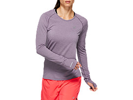 124a65313a Womens Athletic Long Sleeve Shirts | ASICS