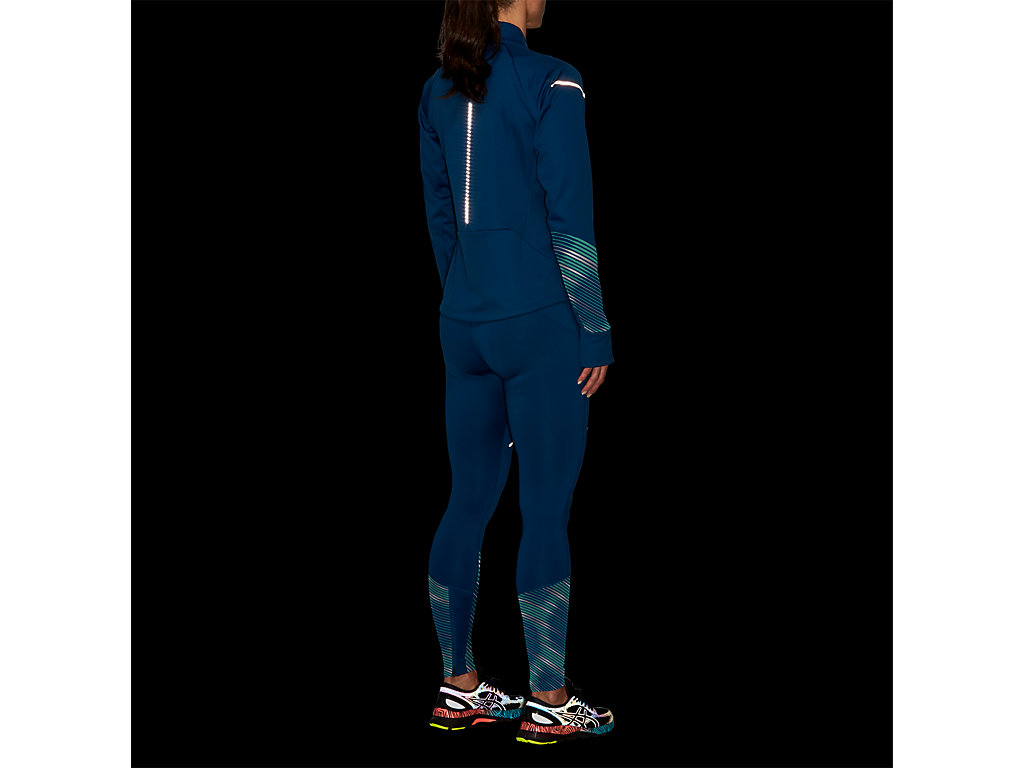 LITE SHOW™ 2 WINTER TIGHT | Mako Blue | Damski sprzęt | ASICS