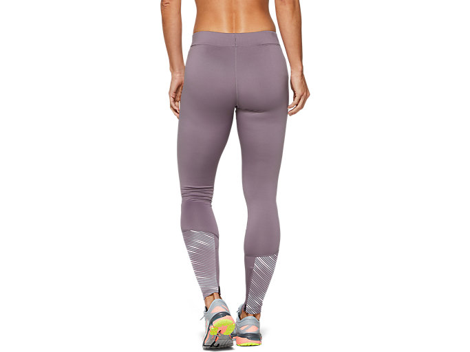 Back view of LITE-SHOW™ 2 WINTER TIGHT, Lavender Grey