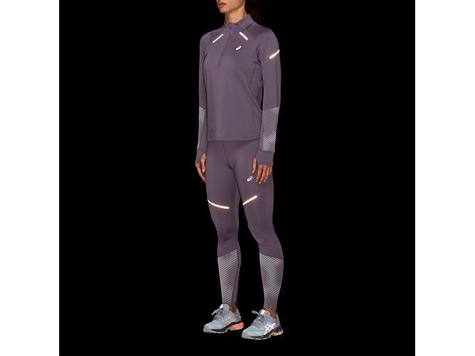 Alternative image view of LITE-SHOW™ 2 WINTER TIGHT, Lavender Grey