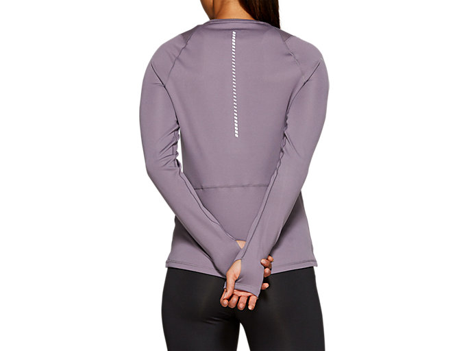 Back view of LITE-SHOW™ 2 LS TOP, Lavender Grey