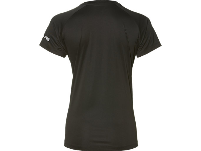 Back view of TS TECHNICAL GRAPHIC 2 ST, PERFORMANCE BLACK
