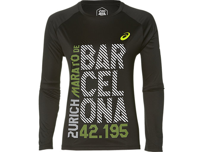 TS TECHNICAL LS BM, PERFORMANCE BLACK