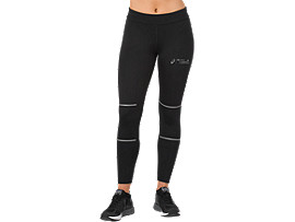 LITE-SHOW 7/8 TIGHT BM, PERFORMANCE BLACK
