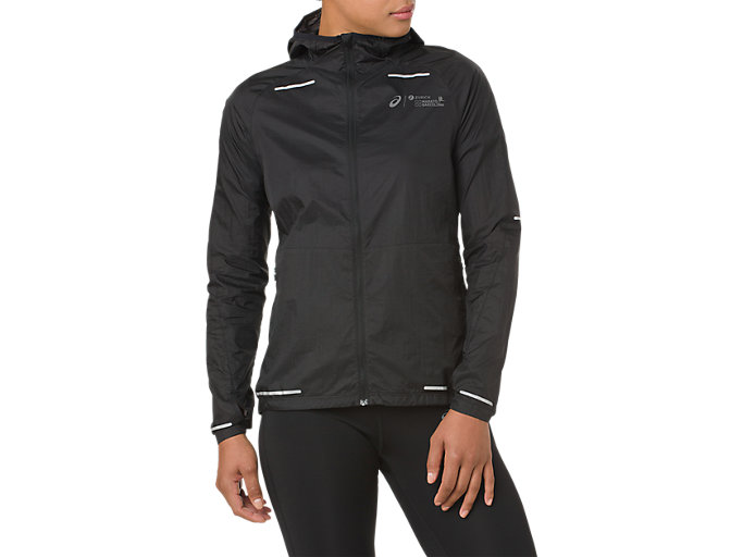 LITE-SHOW JACKET BM, PERFORMANCE BLACK
