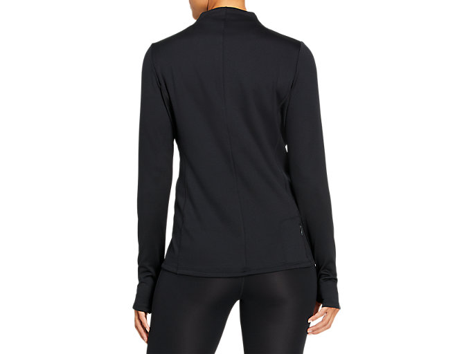Back view of THERMO STORM Half-Zip
