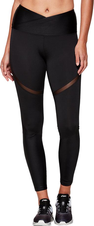 9a69230761f2 MOTO FEMME High Waisted Legging   Women   Performance Black   ASICS US