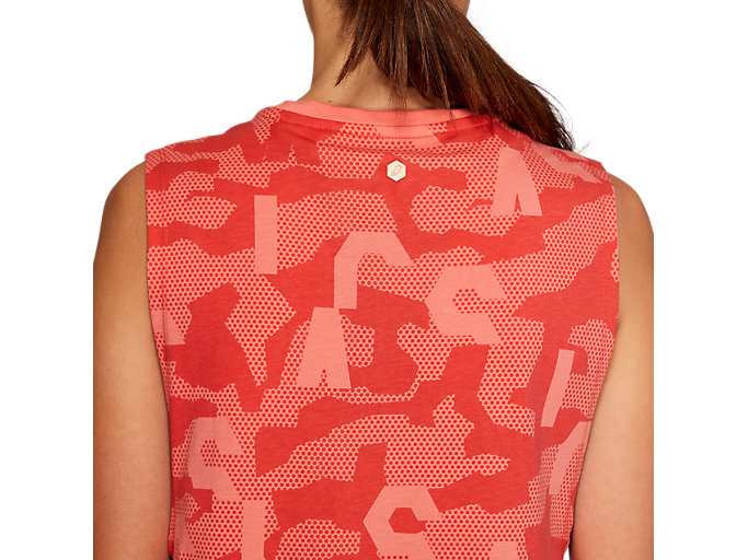 Alternative image view of VIVID IN MOTION Muscle Tank