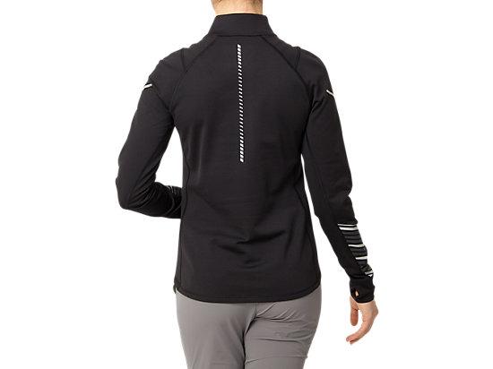 LITE-SHOW跑步長袖T恤 PERFORMANCE BLACK