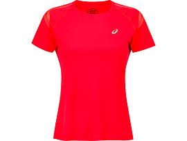 여성 러닝 실버 아이콘 반팔 티셔츠