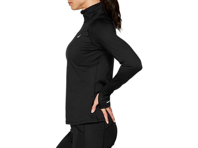 Asics Damen Laufshirt Thermopolis LS 12 Zip 2012A687
