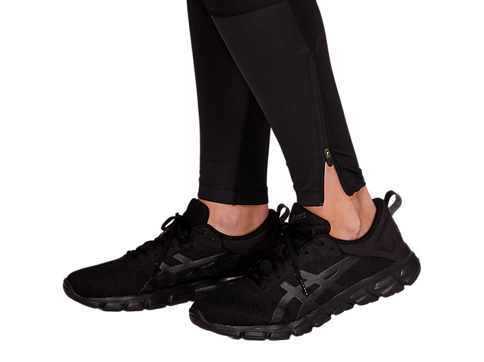 Alternative image view of FUJI TRAIL TIGHT, PERFORMANCE BLACK